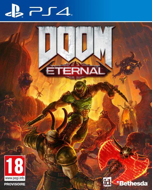 [Adhérents] Précommande Doom Eternal sur PS4 / Xbox One + Steelbook à 59.99€, Version PC à 49.99€ (+20€ en chèque cadeau)