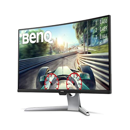 """Écran PC incurvé 31.5"""" BenQ EX3203R - QHD (2560x1440) LED MVA, 144 Hz, 4 ms, HDR, FreeSync 2"""