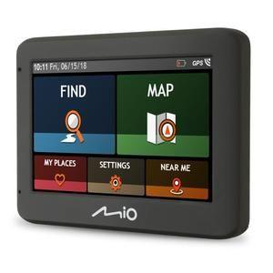 "GPS 4,3"" Mio Classic 400  - 23 pays"