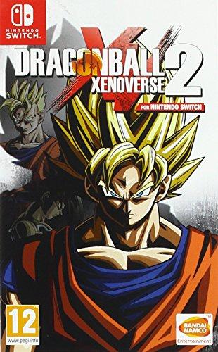 Jeu Dragon ball Xenoverse 2 sur Nintendo switch