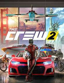 Jeu The Crew 2 Edition Standard sur PC (Dématérialisé)
