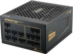 Alimentation PC Modulaire Seasonic PRIME Ultra Gold 850 - 850 W