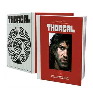Collection Thorgal grand format - Tome 1 à 34