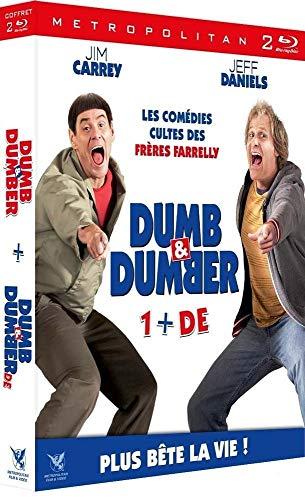 Blu-ray : Dumb & Dumber 1 + De