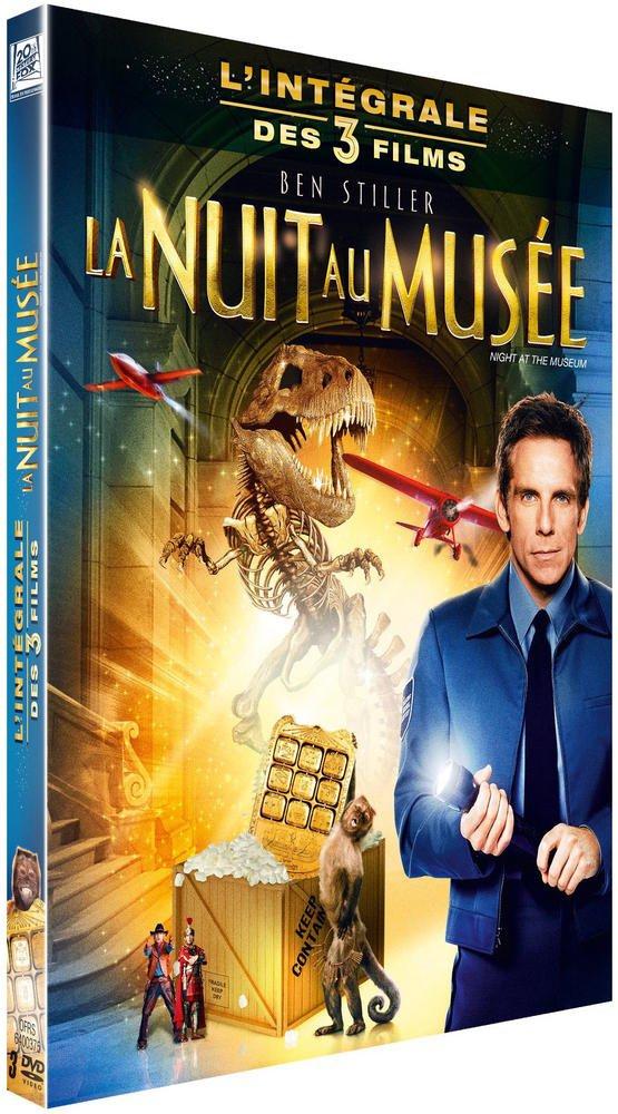 Coffret DVD La Nuit au Musée : L'intégrale des 3 films