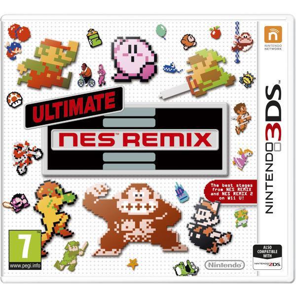 Jeu Nintendo 3DS Ultimate NES Remix