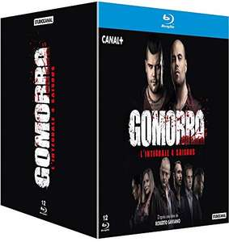 Coffret Blu-ray : Gomorra Integrale