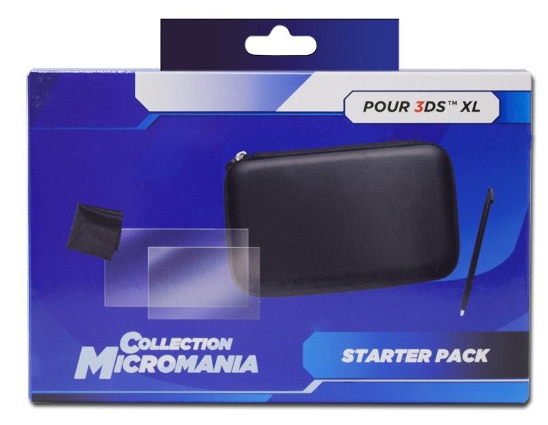 Pack Essentiel Micromania Collection 3ds - Sartrouville (78)