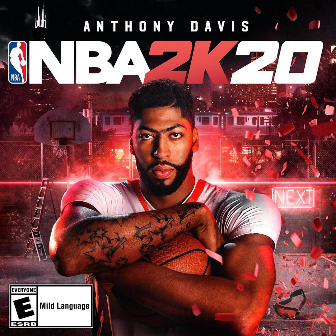NBA 2K20 jouable gratuitement sur Xbox One (Dématérialisé)
