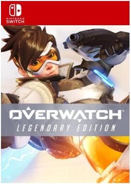 Jeu Overwatch sur Nitnendo Switch - Legendary Edition (Dématérialisé)