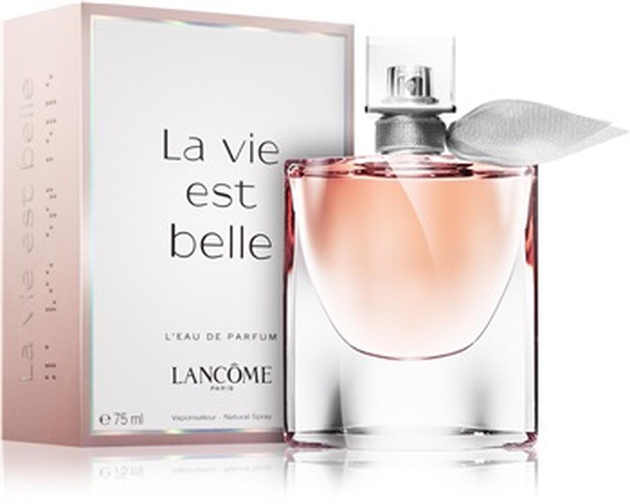 Eau de Parfum pour femme Lancôme La Vie est Belle - 100ml (parfumdreams.fr)