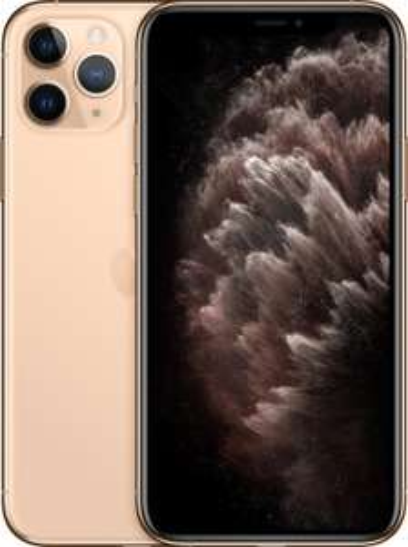 "Smartphone 5.8"" Apple iPhone 11 Pro - full HD+, A13, 4 Go de RAM, 64 Go, or"