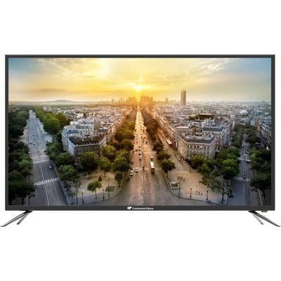 "TV 50"" Continental Edison celed500219b6 - 4K UHD, 4 ports HDMI 2.0, port USB"