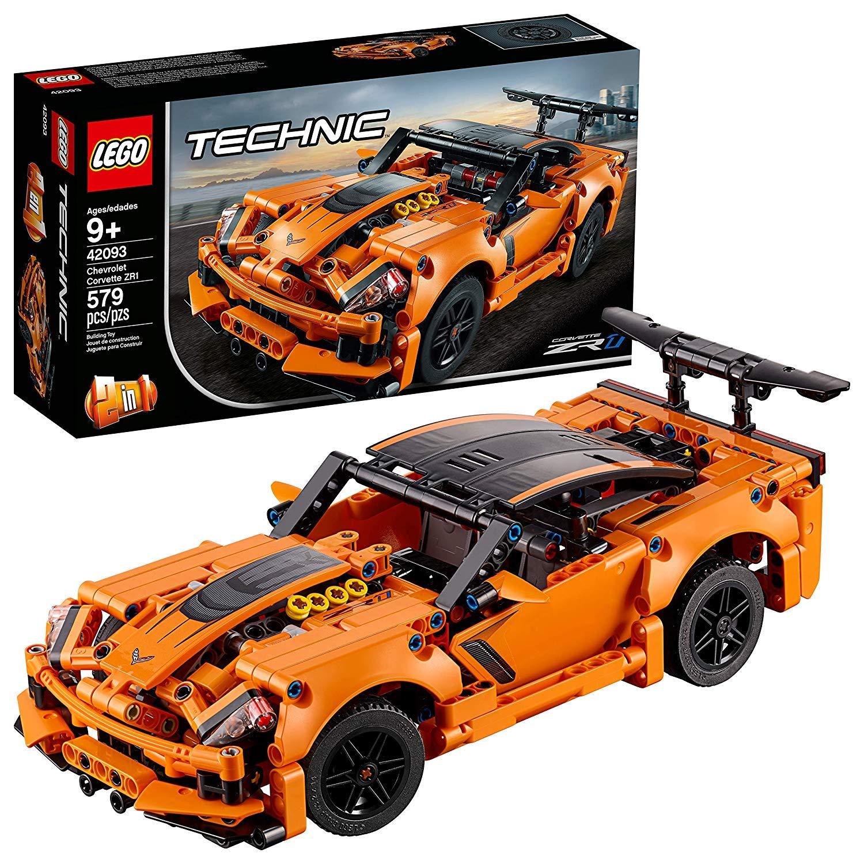Jeu de construction Lego Technic : Chevrolet Corvette ZR1 n°42093 (Via 5,98€ sur la Carte de Fidélité)