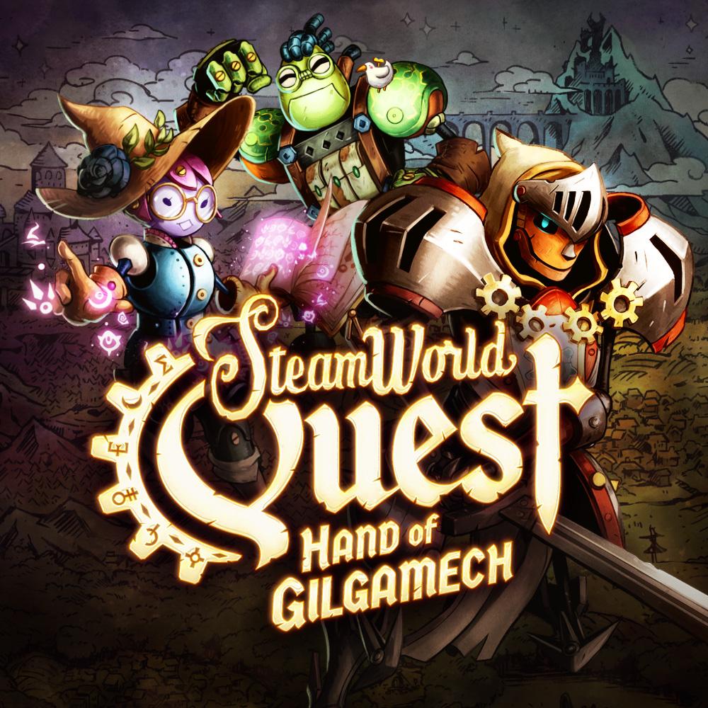 Sélection de jeux SteamWorld en promotion sur Nintendo Switch - Ex: Steamworld Quest (Dématérialisé)