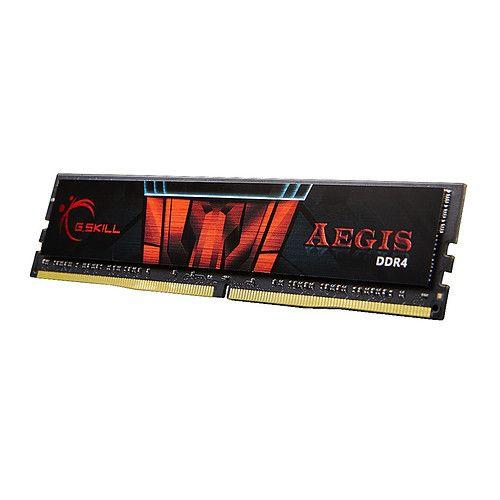 Barette Mémoire G.Skill Aegis DDR4 16Go - 2133MHz, CAS 15