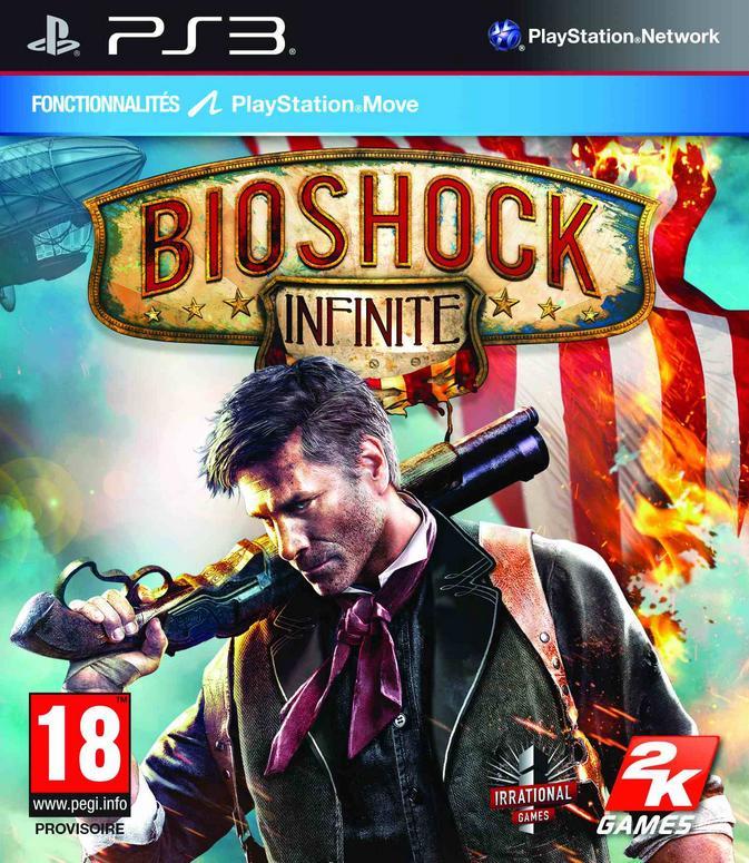 Pré-commande : Bioshock Infinite sur PS3 & XBOX 360