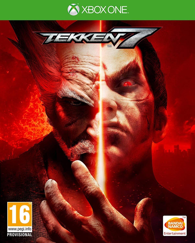 Jeu Tekken 7 sur Xbox One