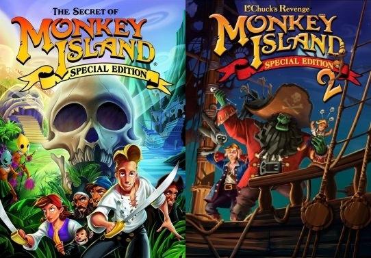Jeu The Secret of Monkey Island: Special Edition à 1,79€ et Monkey Island 2 à 1,86€ sur PC (Dématérialisé - Steam)