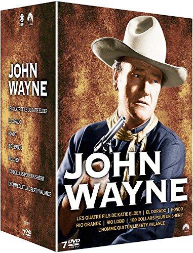 Coffret DVD : John Wayne - 7 films