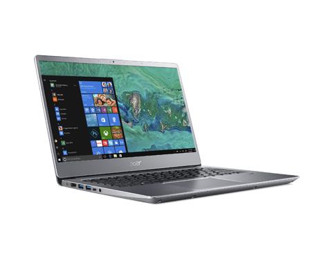 "PC Portable 14"" Acer Swift 3 Ultrafin - Full HD, IPS, i5-8265U, 8 Go RAM, 128 Go SSD + 1 To HDD, Windows 10"