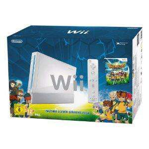Pack Wii Blanc Inazuma Eleven Strikers