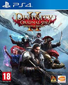 Divinity : Original Sin 2  Definitive Edition sur PS4