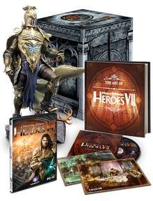 Jeu Heroes of Might and Magic 7sur PC - Edition collector