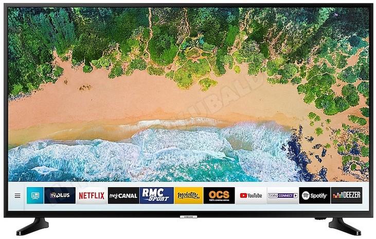 "TV 65"" Samsung UE65NU7025 - UHD 4K, HDR10+, PurColour, Smart TV"