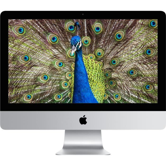 """Ordinateur de bureau iMac 21.5"""" MK452FN/A avec écran Retina 4K"""