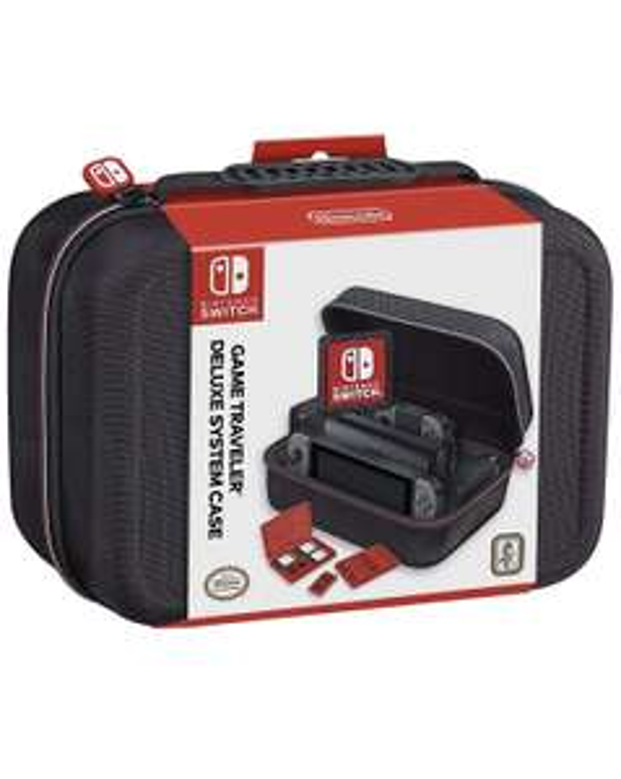 Valise de transport BigBen Game traveler Deluxe system case pour Nintendo Switch (Vendeur tiers)