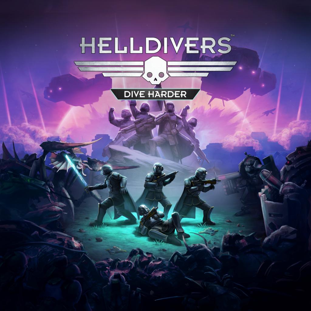 Helldivers Dive Harder Édition ou jouable gratuitement jusqu'au 28 octobre sur PC (Dématérialisée)