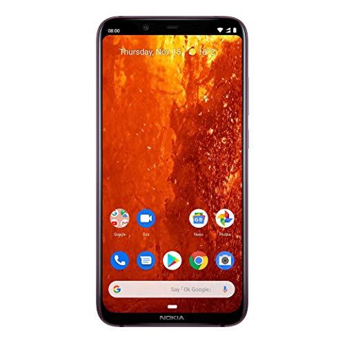 "Smartphone 6.18"" Nokia 8.1 - FHD, SnapDragon 710, 64 Go ROM, 4 Go RAM, Android 9"
