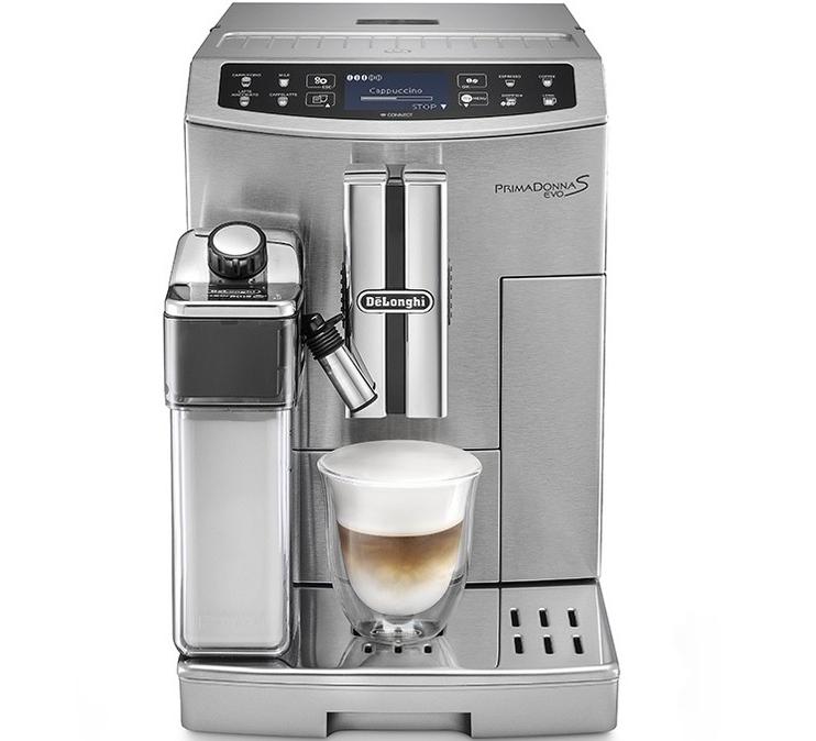 Machine espresso Automatique Delonghi PrimaDonna Evo S ECAM 510.55M (Via ODR de 70€