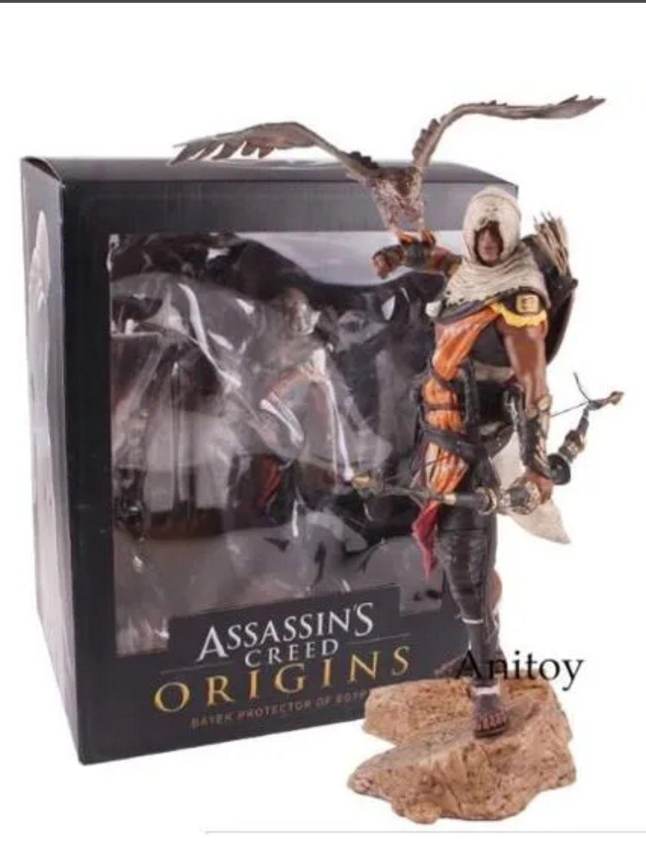 Figurine Assassin's creed Origins Bayek - 28 cm (+ 1.97€ en superpoints)