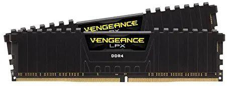 Kit mémoire RAM Corsair Vengeance LPX - 32Go (2x16Go), DDR4, 3200MHz, C16