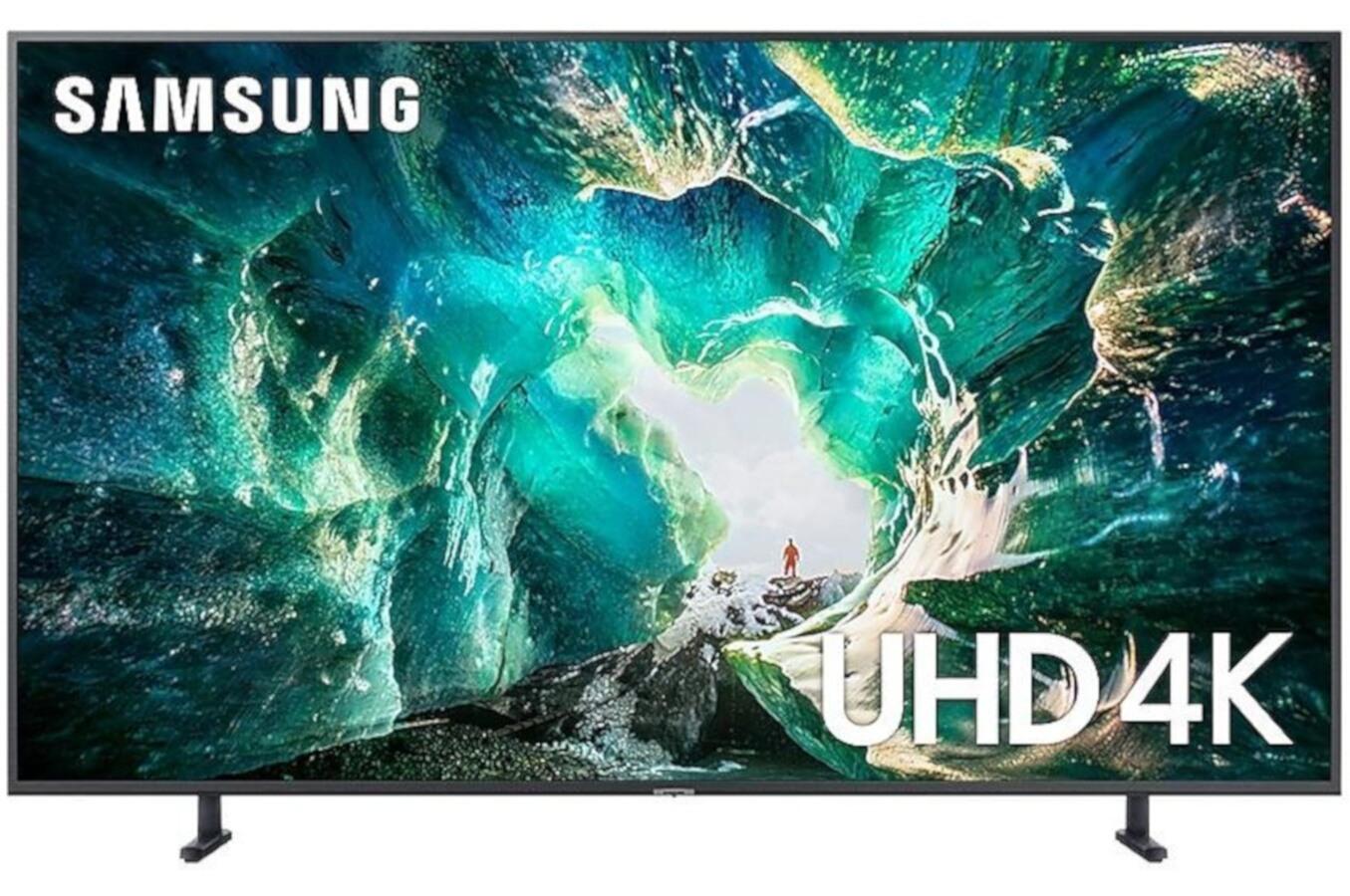 TV 55'' Samsung UE55RU8000 - 4K, LED, Smart TV (+90€ en carte cadeaux)