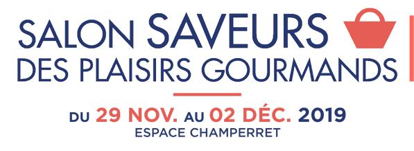 Invitations gratuites pour le salon des Saveurs des Plaisirs Gourmands du 29 novembre au 2 décembre à l'espace Champerret (75)