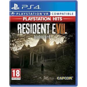 Jeu Resident Evil 7 Biohazard sur PS4 - Géant Casino Albertville (73) / Saint-Martin-d'Hères (38)