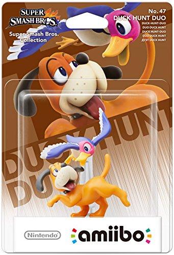 Figurine Nintendo Amiibo Super Smash Bros - Duo Duck Hunt