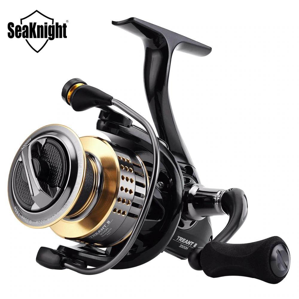 Sélection d'articles pêche en promotion - Ex : Moulinet de pêche SeaKnight Treant II 5.0: 1 6.2: 1 1000 Series