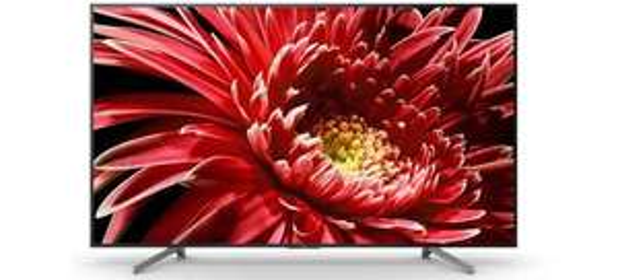 "TV 65"" Sony Bravia KD-65XG8505BAEP - 4K UHD, SmartTV, VESA 300x300, 10bits, 100Hz"