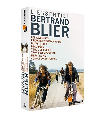 Coffret DVD L'Essentiel Bertrand Blier - 8 Films : Les Valseuses + Préparez Vos mouchoirs + Beau-père + Tenue de soirée...