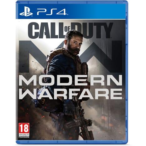 Call of Duty: Modern Warfare sur PS4