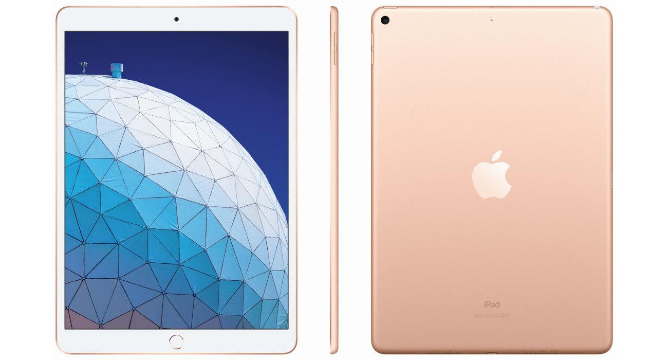 """Tablette 10.5"""" Apple iPad Air MUUL2NF/A - Or rose"""