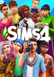 Sélection de jeux & extensions Sims sur PC - Ex : Les Sims 4 (Dématérialisé)