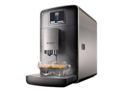 Machine à café automatique Panasonic NC-ZA1 - 15 bar, grise