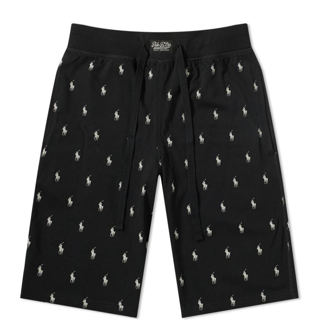 Short Ralph Lauren Noir - Taille M ou XL