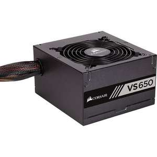 Alimentation PC Corsair VS650 - 650W - 80+
