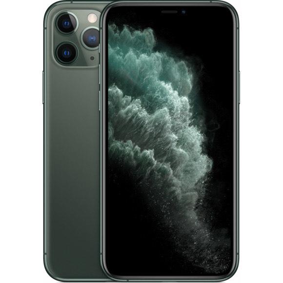 Smartphone 5.8' Apple iPhone 11 Pro - 256 Go, Vert nuit (Vendeur tiers)